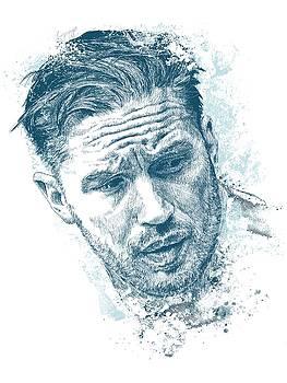 Tom Hardy by Chad Lonius