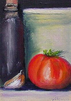Fred Wilson - Tomato and Garlic