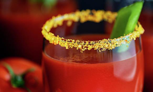 Tomato cocktail by Slava Shamanoff