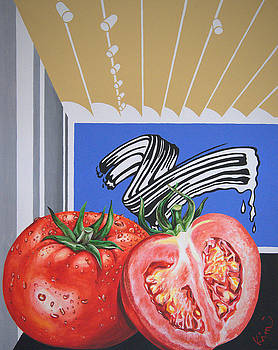 Tomato Gallery by Heewon Kim