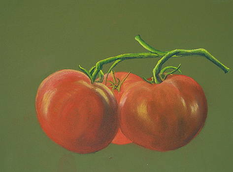 Tomatoes by Phil Davis