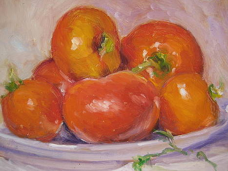 Tomatoes by Susan Jenkins