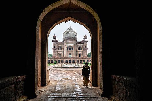 Tomb of Safdarjung New Delhi by Freepassenger By Ozzy CG