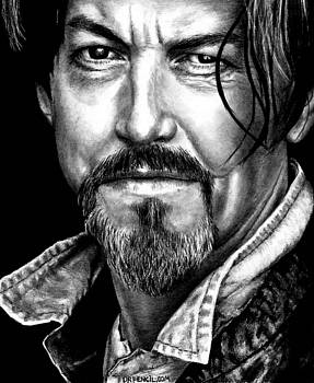 Tommy Flanagan as Chibs Telford by Rick Fortson