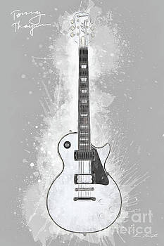 Tommy Thayer Guitar by Tim Wemple