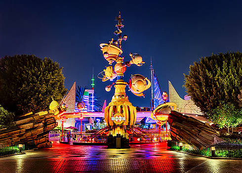 Tomorrowland - September 21, 2015 by Todd Young