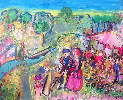 Tomorrow's fair at last by Judith Desrosiers