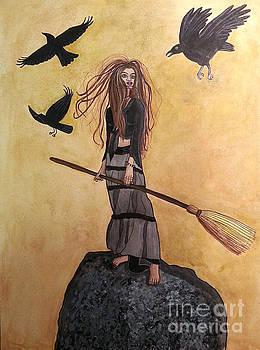 Tonight, I FLY by Carol Ochs