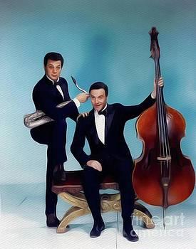 John Springfield - Tony Curtis and Jack Lemmon, Some Like It Hot