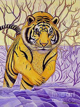 Tony Tiger by Joseph J Stevens