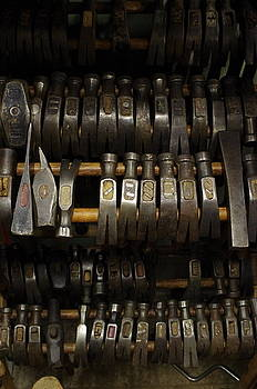 Tools of the Trade by Jacques Vesery