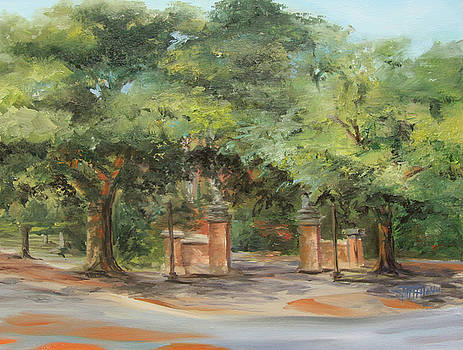 Toomers Trees by Jill Holt