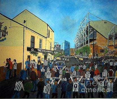 Toon Army by Neal Crossan