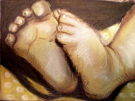 Tootsies by Maria Mills