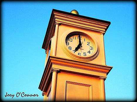 Top Of Conway Clock Tower by Joey OConnor
