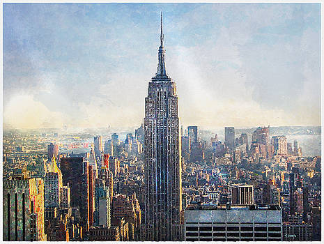 Top of the 30 Rock by Kai Saarto
