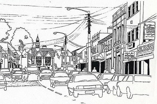 Val Byrne - Top of the Main St, Bray