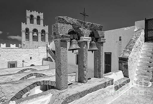 Top of the Monastery by Inge Johnsson