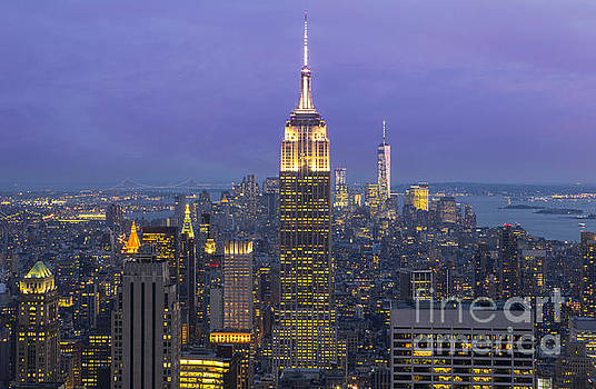 Top of the Rock by Keith Kapple
