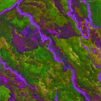 Topography 2 by Jill Kelsey