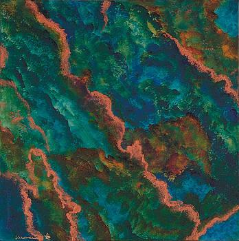 Topography by Jill Kelsey