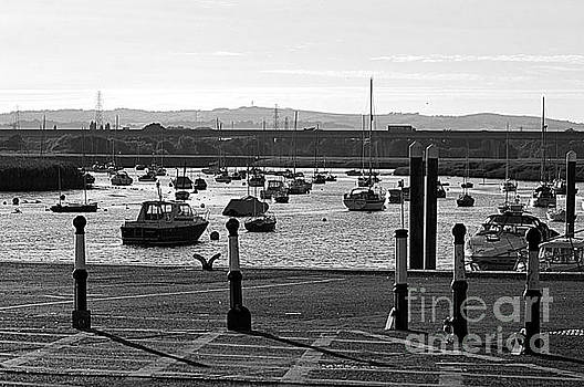 Topsham Quay by Andy Thompson