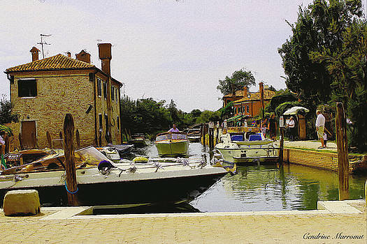 Torcello Island by Cendrine Marrouat
