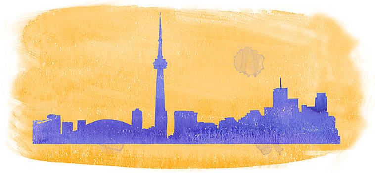 Vyacheslav Isaev - Toronto City skyline