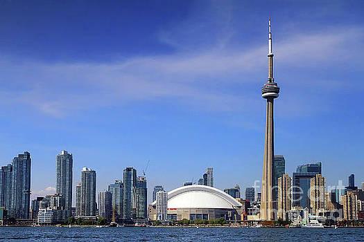 Teresa Zieba - Toronto Skyline