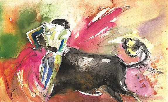 Miki De Goodaboom - Bullfighting With Grace