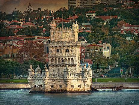 Torre de Belem by Hanny Heim