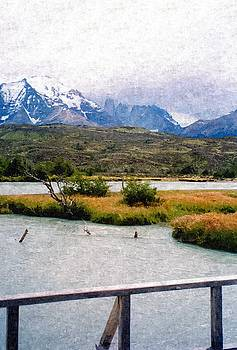 Torres Del Paine - Patagonia Southern Chile by Ronald Osborne