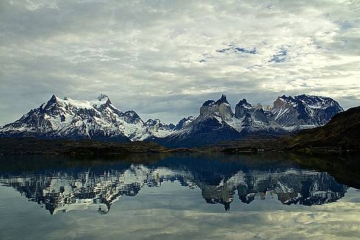 Torres del Paine by Paul Seitz