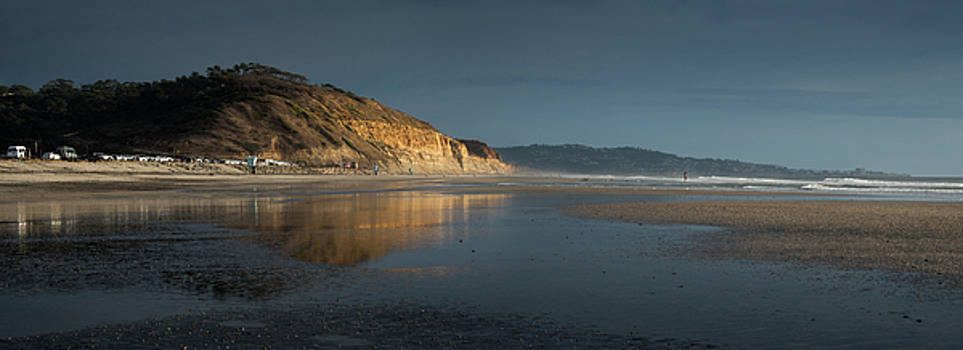 Torrey Pines Sky and Clouds by William Dunigan