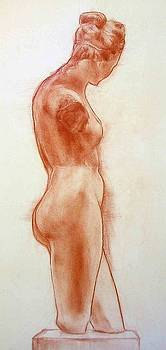 Torso by Anka Berk