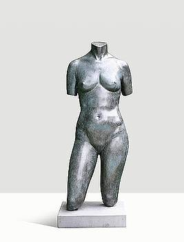 Torso Female by Frederick Hart