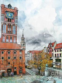 Justyna Jaszke JBJart - Torun city art 2