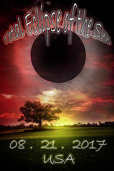 Total Eclipse of the Sun in America by Debra and Dave Vanderlaan