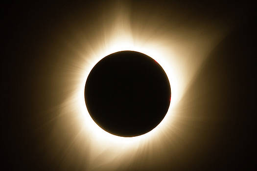 Totality - Total Solar Eclipse Captured in Nebraska by Sean Ramsey