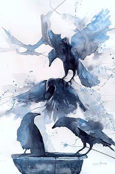 Totem 3 by Sarah Yeoman