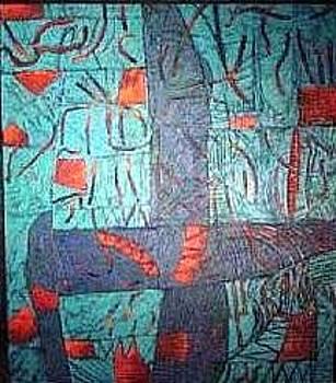 Totem by Bernard Goodman