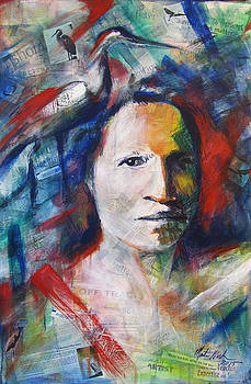 Totem by Marti Nash