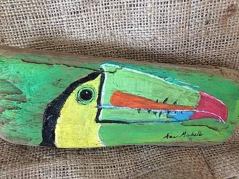 Toucan by Ann Michelle Swadener