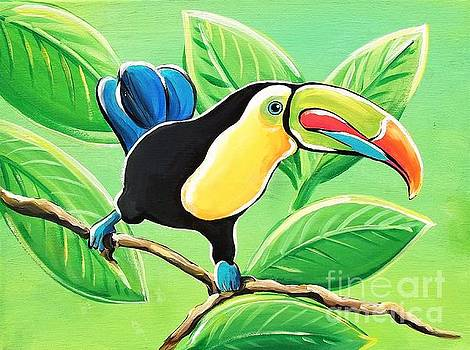 Toucan by Renee Hilimire