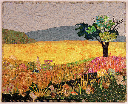 Touch of Goldenrod by Martha Ressler