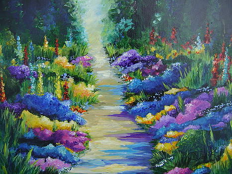 Touch of Monet by Barbara Sudik