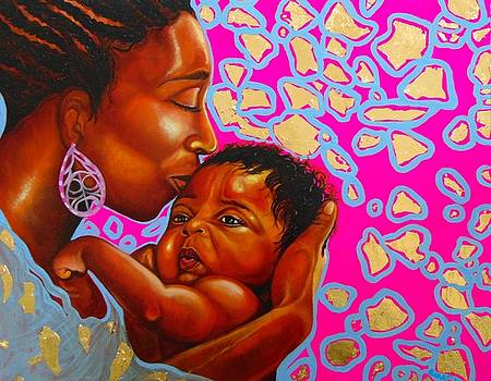 Touch Of Mother Love by Emery Franklin