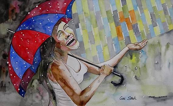 Touching the Rain by Guri Stark