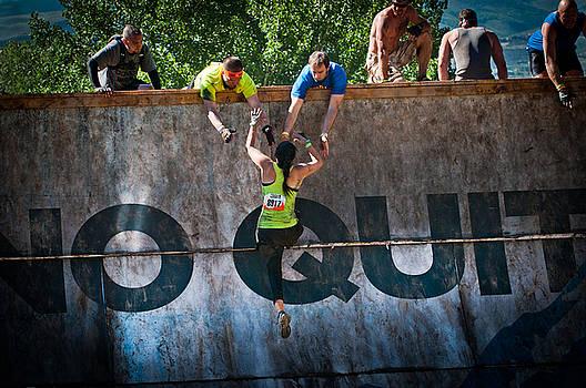 Matthew Lit - Tough Mudder 2012