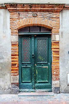 W Chris Fooshee - Toulouse Door Number 54